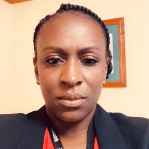 Caroline Druilhet, Women's Ministry Director