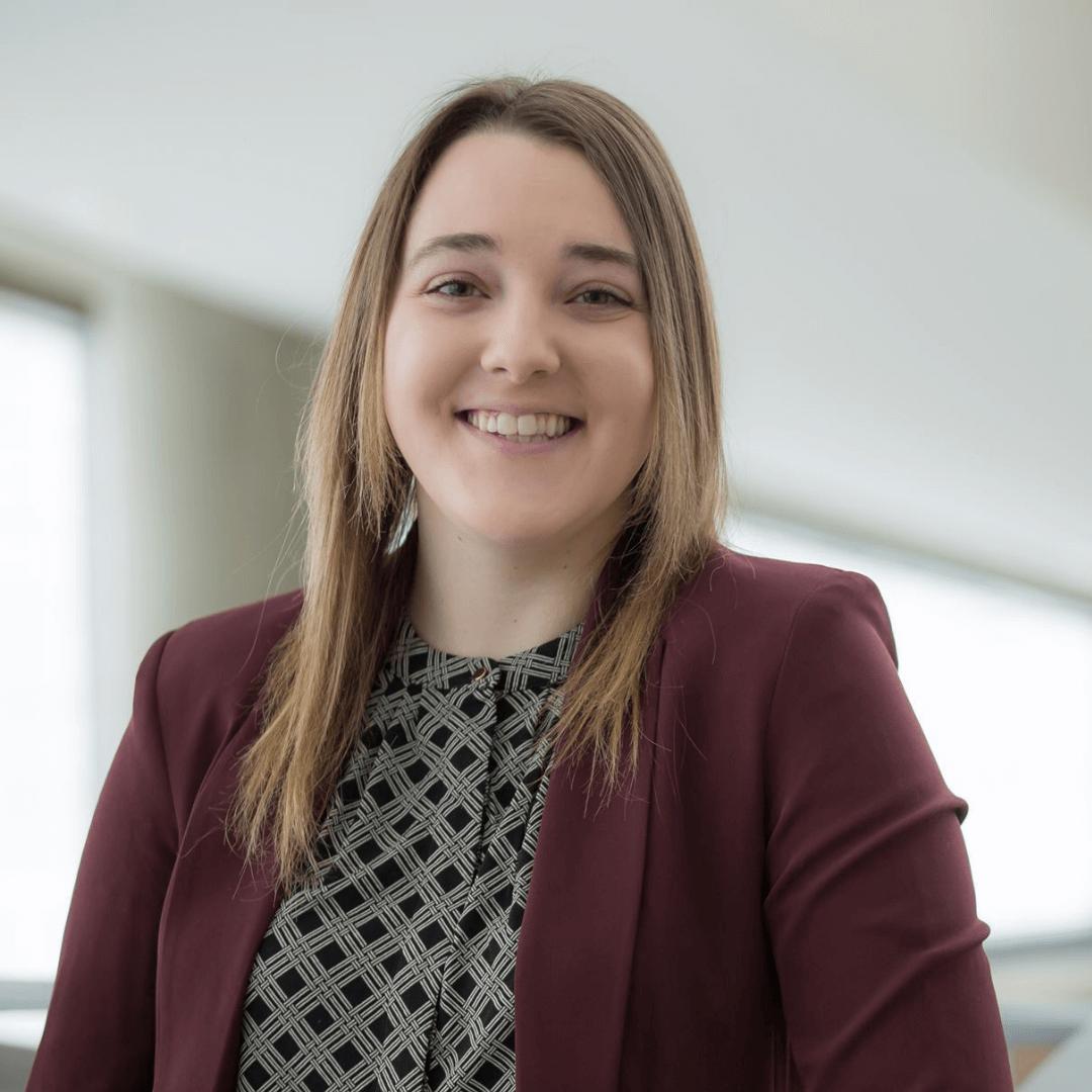 Emily Vondrak, Director of Development and Public Relations