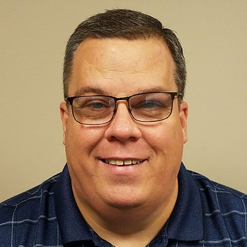 Gary Nobis, Men's Ministry Director