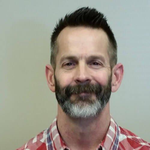 Tim Hall, Chaplain & Single Men with Children Shelter Director